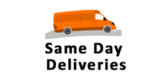 Same Day Deliveries, MA, RI, NH, ME